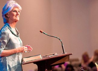 Anne Graham Lotz (Foto:Billy Graham Evangelistic Association / RNS)