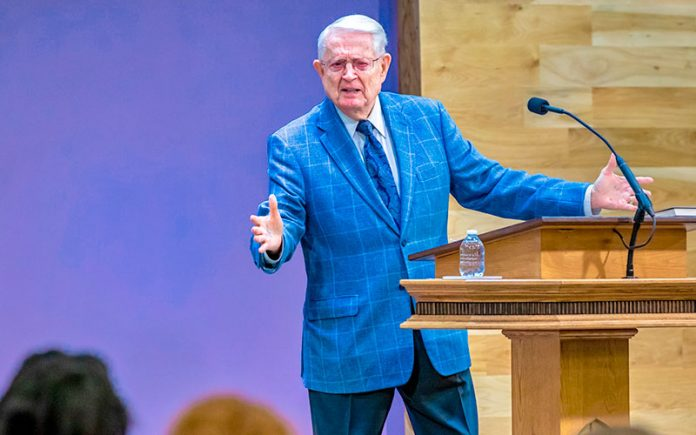 Charles Swindoll (Foto: Dallas Theological Seminary)