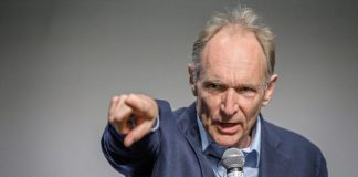Tim Berners (Foto: FABRICE COFFRINI/AFP/Getty Images)